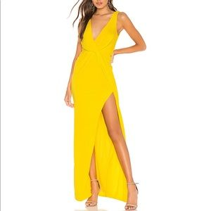 Buttercup Maxi in Canary Yellow